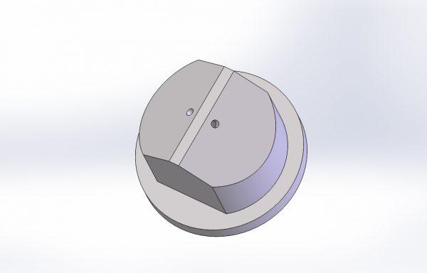 HM100 0.018 Split Nozzle