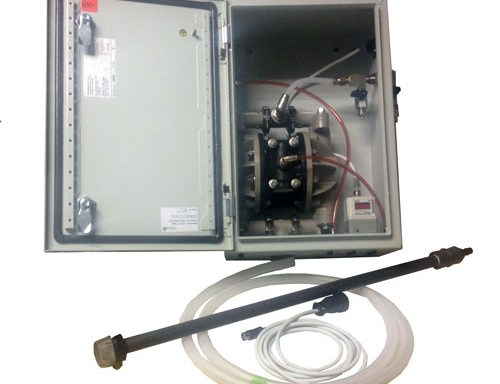 microglue Pump Delivery with Proportional Control & H20